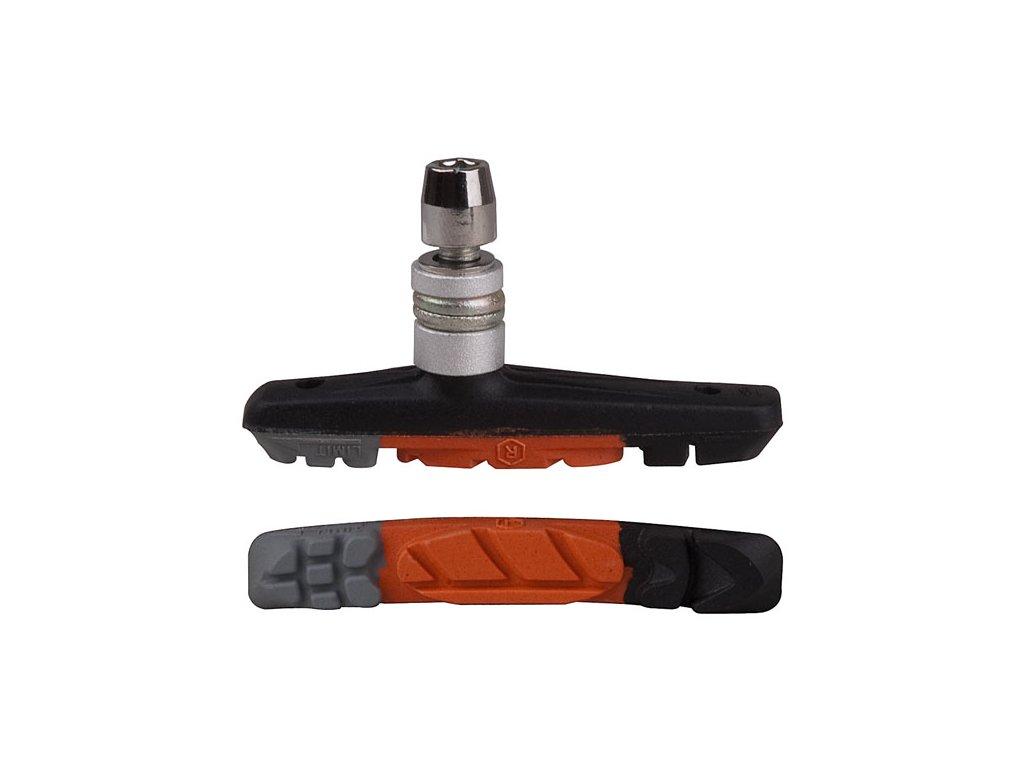 1402 gumicka brzdy pro t plus v brake trojzmesova evo 65v
