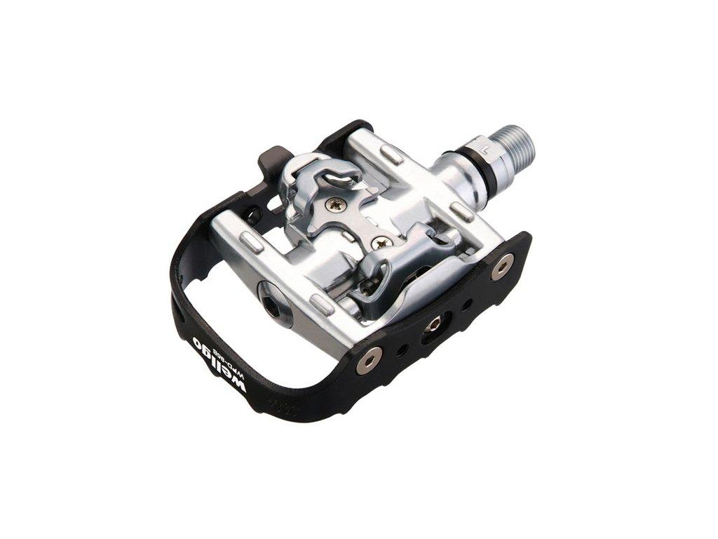 4126 pedal spd wellgo wpd 95b jednostranny loziskovy