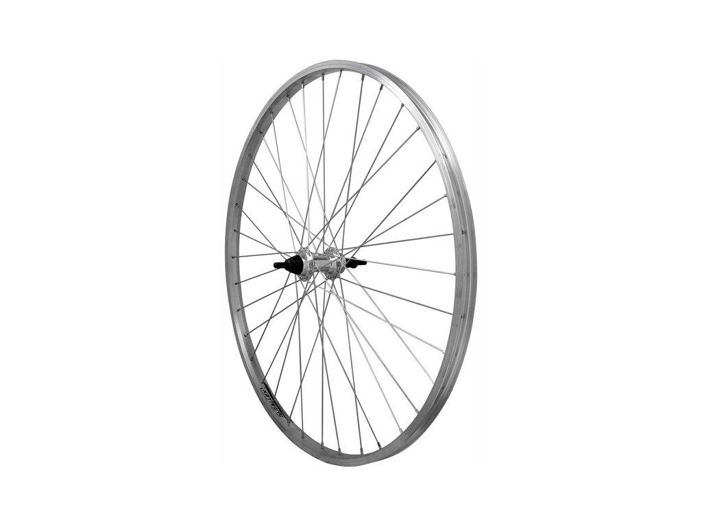 6163 zapletene koleso rodi parallex zadny zavit 7sp al naboj 36d 24
