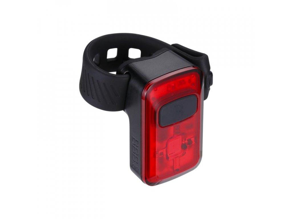 Zadné LED svetlo na bicykel s nabíjaním cez USB BBB BLS-152 Spark 2.0