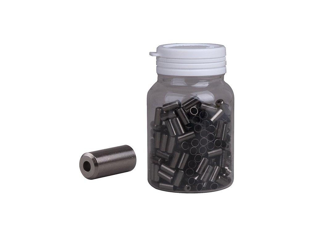 874 koncovka bowdenu pro t 5mm cierna cnc flasa 200ks