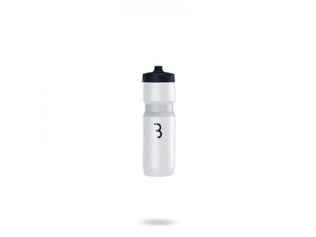 Cyklo fľaša BBB BWB-05 COMPTANK XL 750ml biela-čierna