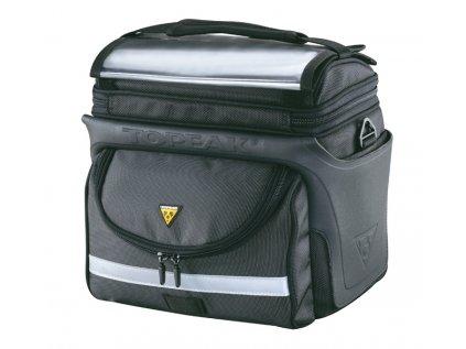 8942 taska topeak tour guide handle bar bag dx drziak fixer 8