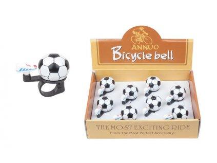 6229 zvoncek mini futbalova lopta box 8ks
