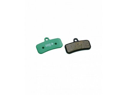 Brzdové platničky pre E-Bike BBB BBS-55E DISCSTOP