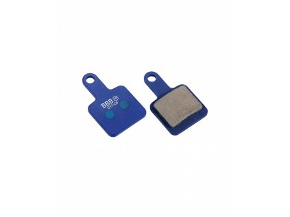 Brzdové platničky BBB BBS-77 DISCSTOP HP organic