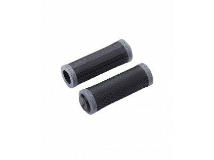 Gripy pre riadidlá MTB BBB BHG-98 VIPER čierna/šedá