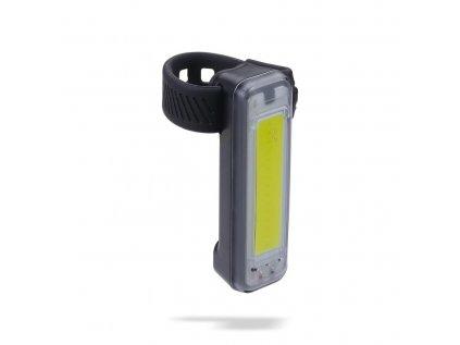 Výkonné predné LED svetlo s nabíjaním cez USB BBB BLS-136 SIGNAL