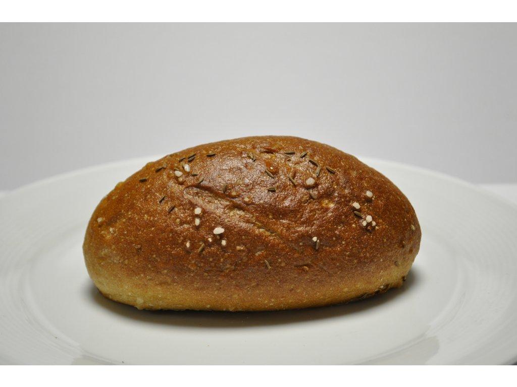 chlebovka žitnopšeničná  100g
