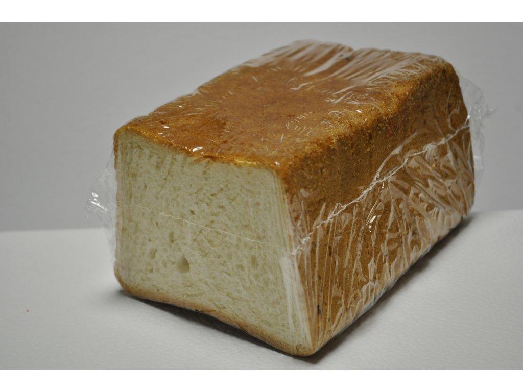 chléb toustový světlý         250g