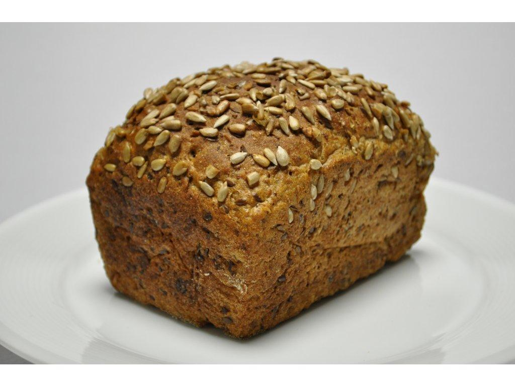 chléb celozrnný 500g