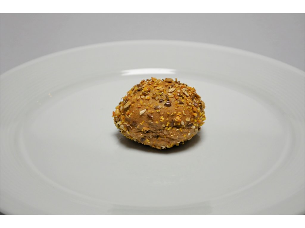 pečivo raut. vícezrn. bulka       15g