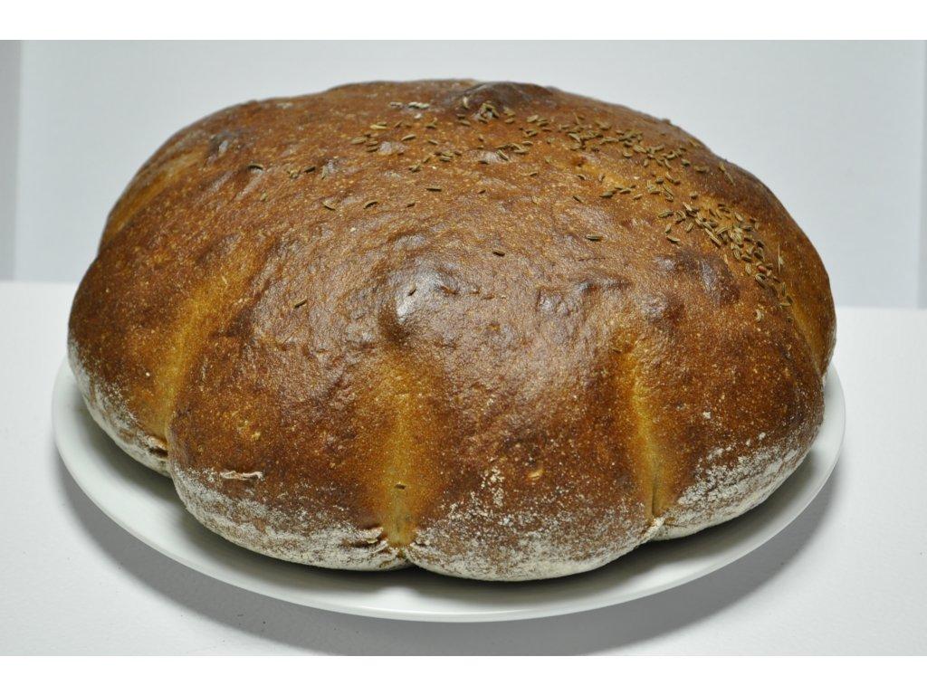 Chléb staročeský kvasový