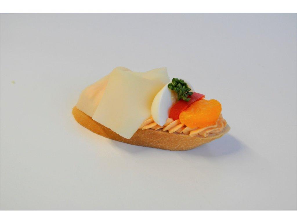 chlebíček rautový dietní