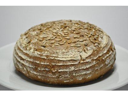 chléb slunečnicový 500g
