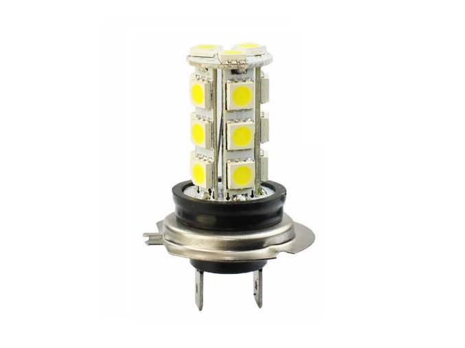 LED žárovka do auta H7 4,5W 12V