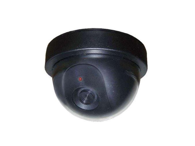 Maketa kupolovité (oko) kamery