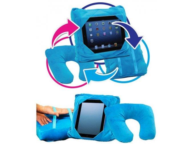 gogo pillow cestovni polstarek na tablet
