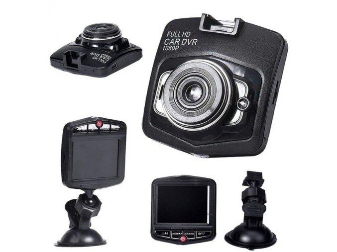 Přední FULL HD autokamera s nočním viděním