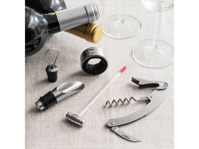 sada na vino bravissima kitchen 4 kusy