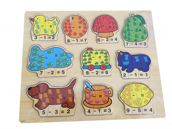 7617 matematicke skladaci puzzle pro deti