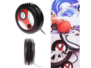 Portable Electric Air Compressor Pump Car Tire Inflator 12V 3