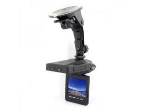 Mini autokamera HD - DVR  Stylová vyklápěcí kamera do auta