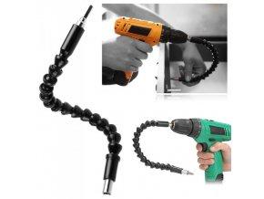 snake bit flexible drill bit 47
