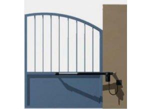 Pohony bran, sada pro jednokřídlové brány do 2,7m MyGATE PROTECO KIT MyAster 4-1
