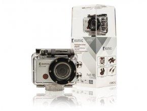 Sportovní WIFI kamera KONIG CSA100