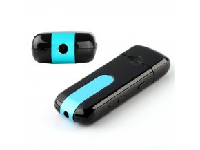 8gb mini dvr u8 usb disk camera hd hidden spy pinhole camera motion detection video recorder (3)