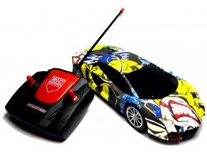 Nabíjecí auto na dálkové ovládání RC Lamborghini 1:18 - Joker