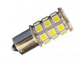 12V autožárovka LED, svit žlutá DST  K580B žlutá