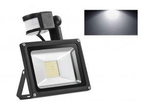 LED Floodlight PIR 10 20 30 50 100W High Power SMD Outdoor