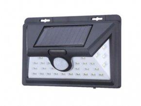 Venkovní solární svítidlo LED 24 + 8 boční LED  LED 1828B SOLAR