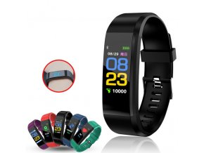 115 PLUS Waterproof Bluetooth Smart Band Fitness Tracker Bracelet Heart Rate Monitor Blood Pressure Smartband For.jpg 640x640