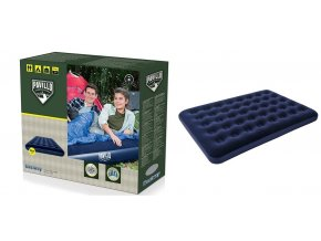 7611 1 nafukovaci postel matrace dvouluzko 191 x 137 cm