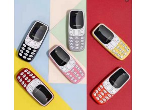 9458 1 mini mobilni telefon bm10 7 cm cerny