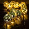 Solar Globe String Lights Moroccan Ball String Lights 12ft 10 LED Fairy Orb Lantern Christmas Solar.jpg 640x640