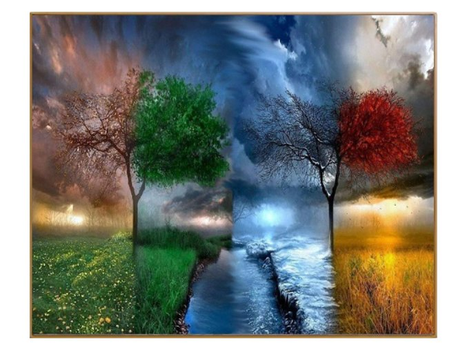 2019 09 29 11 27 34 BAISITE DIY Framed Oil Painting By Numbers Landscape Pictures Canvas Painting Fo