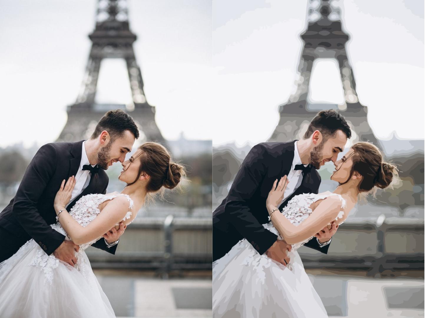Jak vybrat předlohu na OBRAZ PODLE VLASTNÍ FOTOGRAFIE?
