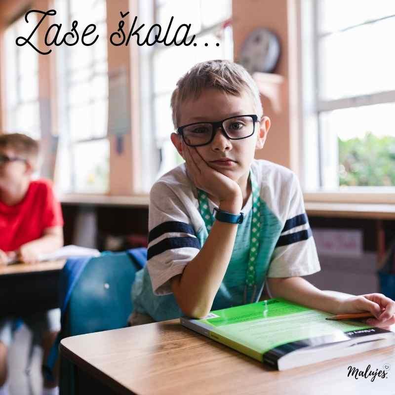 Dárky pro školáky a nejen pro ně