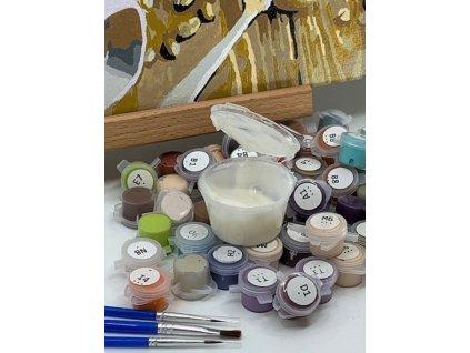 27761 7 malovani podle cisel lak na akrylove barvy 30ml
