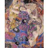 Malování podle čísel - VIRGIN (Gustav Klimt)