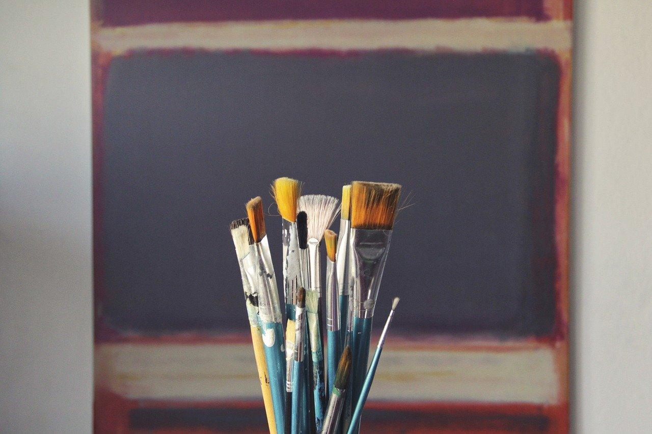 Jak se připravit na malování
