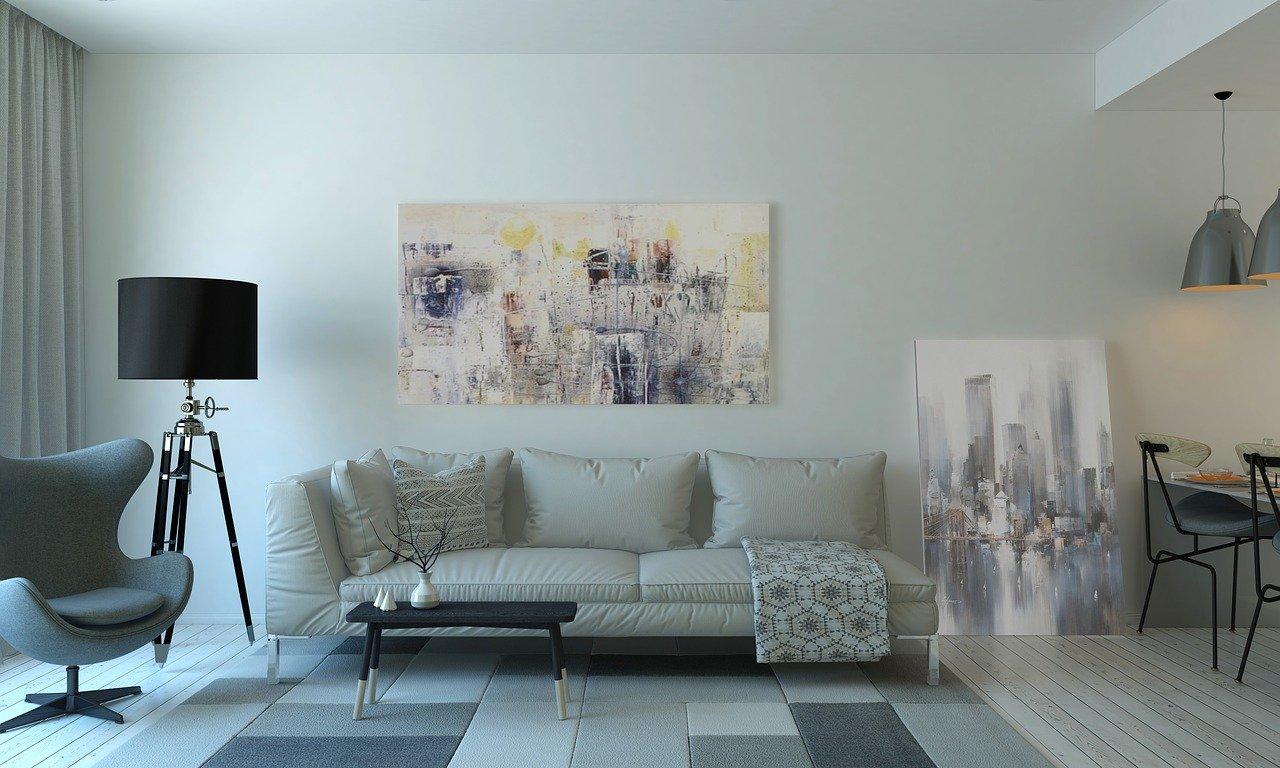 Kvalitní umělecká díla dodají interiéru jedinečný styl