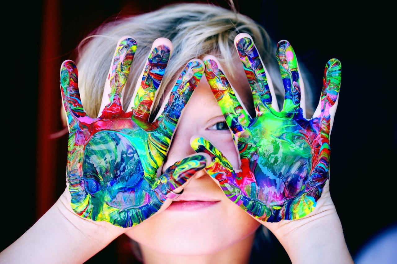 Malování podle čísel pro děti