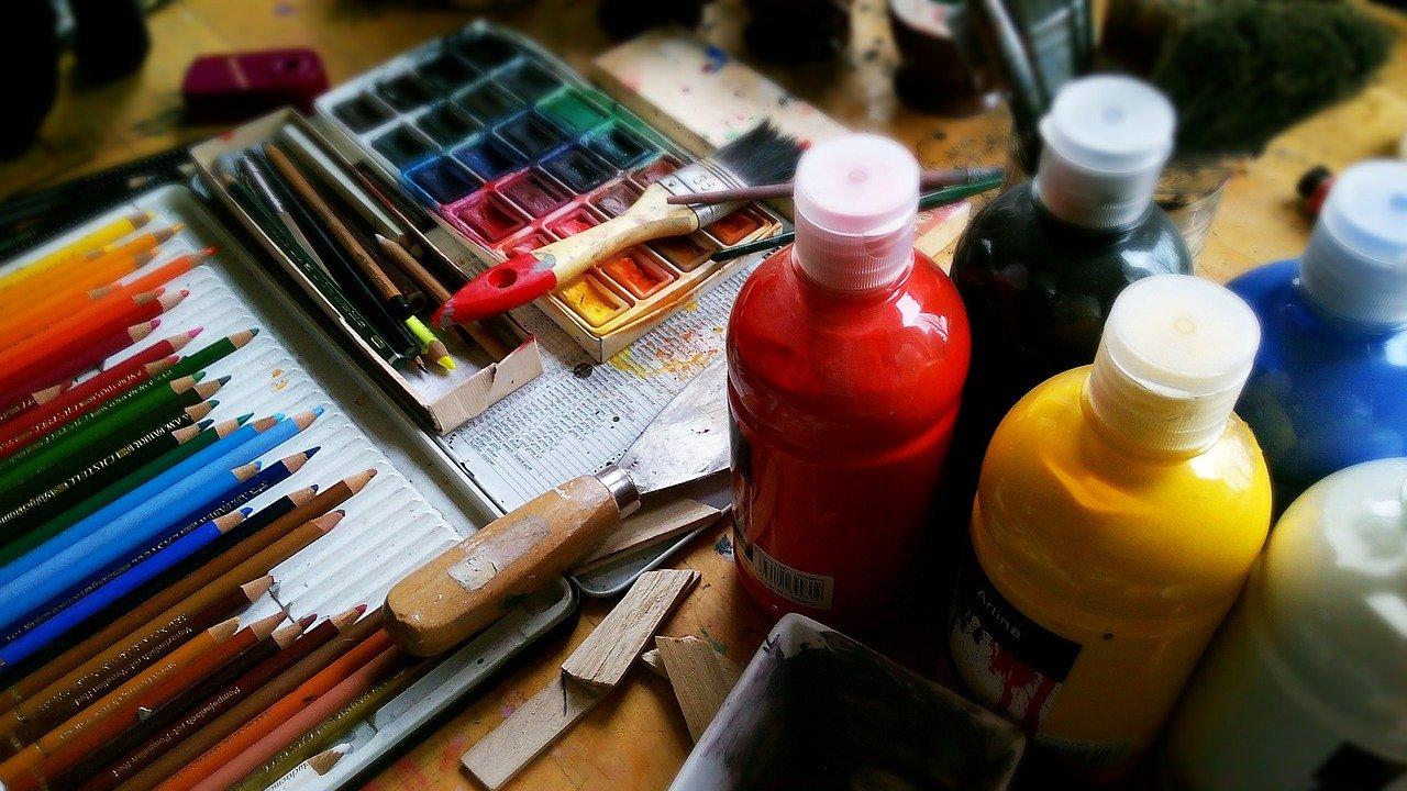 Zkuste alespoň na chvíli pocítit genia loci díky malování podle čísel