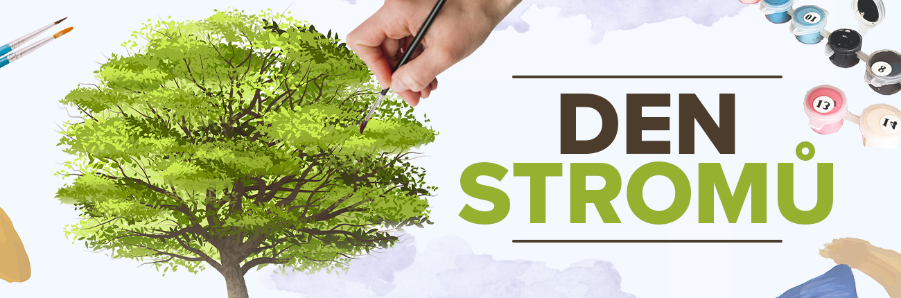 Dnes je mezinárodní den stromů a 200,- sleva přímo pro Vás na všechen sortiment.
