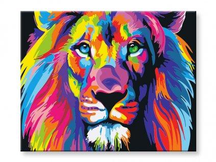 Lev král zvířecí říše